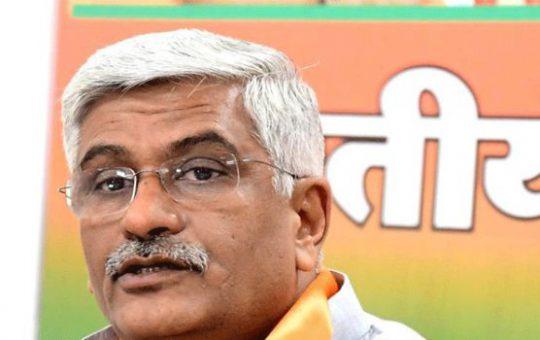 केंद्रीय जलशक्ति मंत्री ने फोन टैपिंग को लेकर राजस्थान सरकार पर साधा निशाना, कही ये बात
